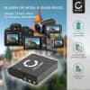 Kamera Akku für Agfa Microflex 100 Microflex 102 - CNP-40 Ersatzakku 1250mAh CNP-40, Batterie