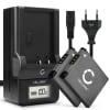 2x Batterie pour appareil photo Canon IXUS 160 170 275HS, PowerShot SX410IS SX400IS, PowerShot A2500, PowerShot ELPH, Digital IXUS, IXY - NB-11L NB-11LH 600mAh + Chargeur CB-2L Batterie Remplacement