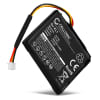 Battery for TomTom VIA 1405 1405M 1405T, VIA 1435 1435TM, VIA 1505 1505M 1505T, VIA 1535 - 6027A0114501,KL1 (900mAh) + Tool-kit Spare Battery Replacement