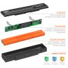 Batería para HP Envy 15-ae100 / Envy 17-n000 / Envy M7-n000 - MC06 (4400mAh) Batería de Reemplazo