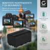 Bateria para camaras Sony HXR-MC2500 HXR-NX100 NX5 HDR-FX1 FX7 FX1000 DSR-PD150 PD170 NEX-FS700r - NP-F970 F96 NP-F550 F570 F750 F770 F330 4400mAh Batería de repuesto