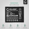 Batteria CELLONIC® NP-130 NP-130A per Casio Exilim EX-ZR100 -ZR1000 -ZR200 -ZR300 -ZR310 -ZR400 -ZR410 -ZR700 -ZR710 -ZR750 -ZR800 -ZR1100 -ZR1200 EX-H30 EX-FC300s TRYX Affidabile ricambio da 1800mAh sostituzione