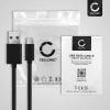 Câble Data pour M-Horse Pure 2 / Pure 3 - 1m, 3A Câble USB, noir