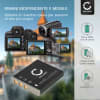 Batteria CELLONIC® SLB-0737 SLB-0837 per Samsung DigiMax i5 i50 MP3 i6 PMP i70 i70S DigiMax L50 L60 L70 L700 L700s L73 L80 Digimax NV7 OPS NV3 NV5 Affidabile ricambio da 750mAh sostituzione