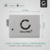 Batterij voor Canon EOS 1000D EOS 450D EOS 500D EOS Rebel T1i EOS Rebel XS EOS Rebel Xsi camera - LP-E5 1020mAh Vervangende Accu voor fototoestel