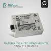 Bateria para camaras Canon EOS 1000D EOS 450D EOS 500D EOS Rebel T1i EOS Rebel XS EOS Rebel Xsi - LP-E5 1020mAh Batería de repuesto