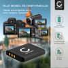 Batterij voor Kodak Easyshare M1033 M1093 IS M2008 V1073 V1233 V1253 V1273 PlaySport Zx3 PlayTouch Zi10 Zi8 camera - KLIC-7004 750mAh Vervangende Accu voor fototoestel