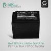 Batteria CELLONIC® VW-VBD29 VW-VBD58 VW-VBD78 CGA-D54 AG-VBR59 per Panasonic AG-AC8 AG-AC8EJ AJ-PX270 AJ-PX298 HC-MDH2 HC-X1000 Affidabile ricambio da 6600mAh sostituzione