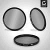Filtre Densité neutre ND4 pour Ø 77mm Filtre Gris Neutre