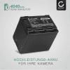 Kamera Akku für Panasonic HC-V777 V800 V770 V760 V750 V520 V380 V270 V180 V10 HC-VXF990 - VW-VBT190 VBT380 VBK180 Ersatzakku 4040mAh , Batterie