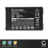 Batteria subtel® CE-BL150, XN-1BT30 per Sharp GX25 GX30 GX15 GX17 GX29 GX-F200 GX-E30 Ricambio da 950mAh Sostituzione batteria affidabile