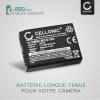 Batterie pour Leica V-LUX 20 V-LUX 30 V-LUX 40 (890mAh) BP-DC7