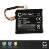 Batterie pour Logitech F540, G930 - Logitech 533-000074 700mAh