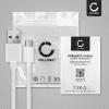 Câble Data pour M-Horse Pure 2 / Pure 3 - 1m, 3A Câble USB, blanc