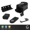 CELLONIC® Sony A6300 Battery Grip Batteriegriff für Sony ILCE-6300 α6300 Alpha 6300 A6300 Multifunktions Handgriff, Vertical Grip