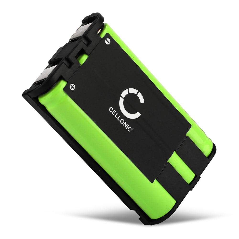 Batterie pour téléphone fixe Panasonic KX-TG5431, -TG5432, -TG5439, -TG5453, -TG5471, -TG5571 - HHR-P104,Type 29 850mAh