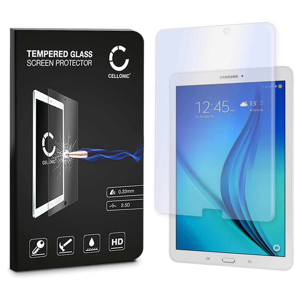 Panzerglas für Samsung Galaxy Tab E 9.6 (SM-T560 / SM-T561) (transparent), Displayschutzglas