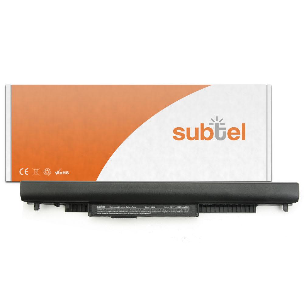 Batterie de remplacement pour ordinateur portable HP 240 G4 / 245 G4 / 246 G4 / 250 G4 / 250 G5 / 255 G4 / 255 G5 / 256 G4 - HS03 (10.95V) 2200mAh