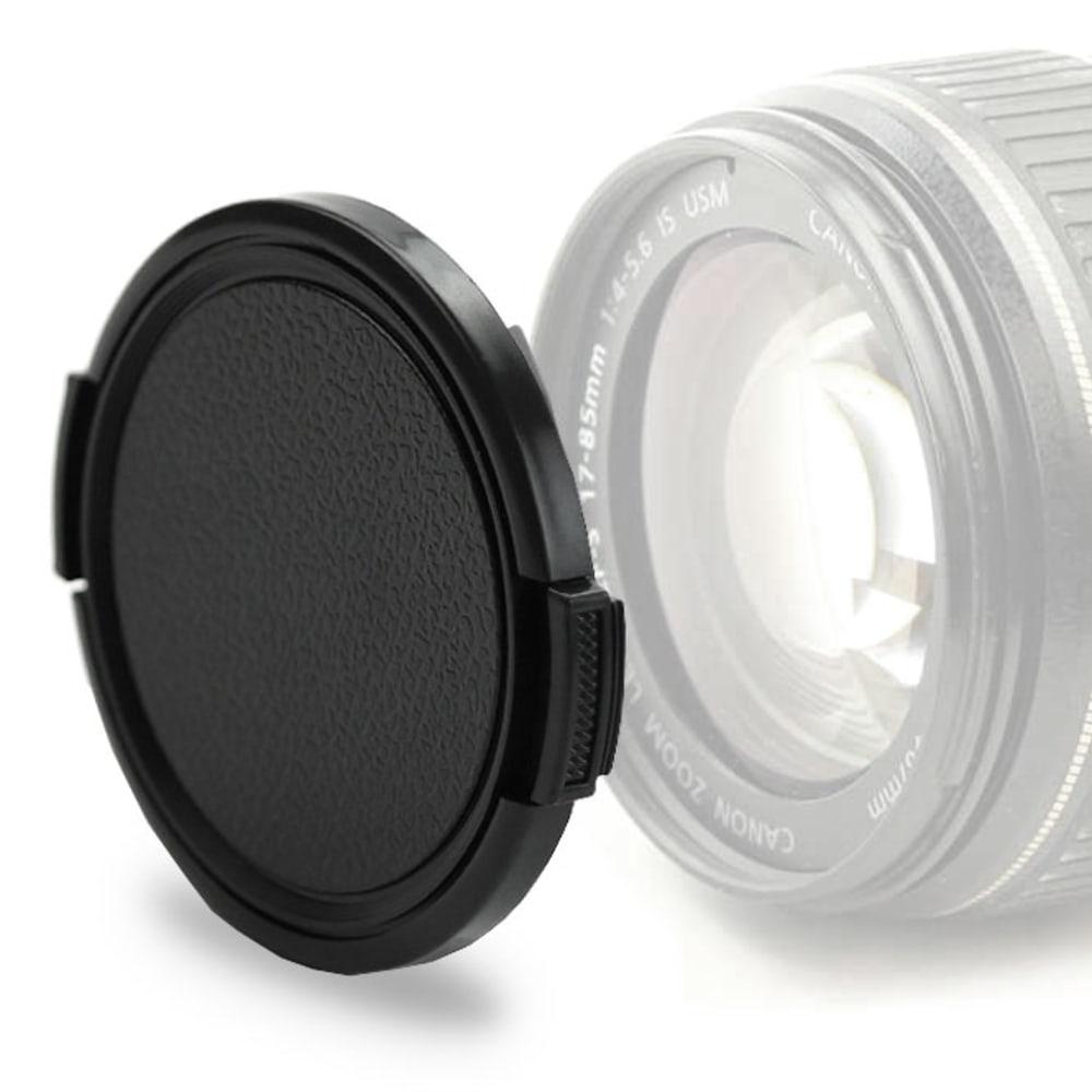 Capuchon d'objectif (avant) pour Ø 95mm, Snap-On: Pincement latéral Couvercle, Capot de protection