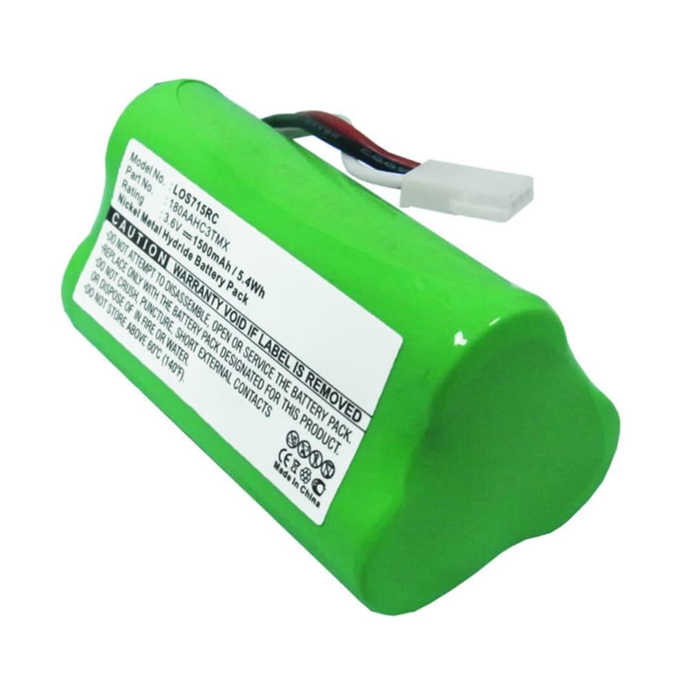 Lautsprecher Akku für Logitech S315 S315i, Z515, S715 S715i, Z715 - 180AAHC3TMX,880-000212,984-000134,984-000135,984-000142 1500mAh Soundbox Ersatzakku, Batterie