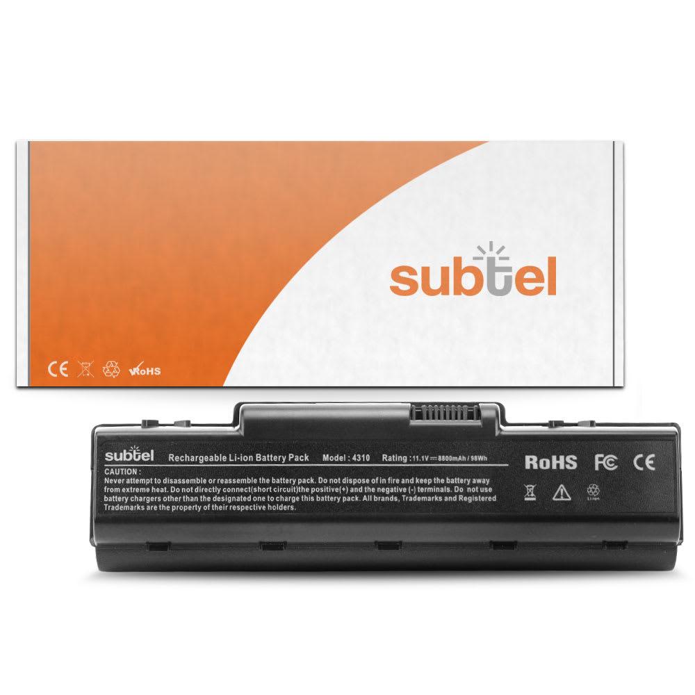 Batteri för Acer Aspire 4220 / Aspire 4230 / Aspire 4235 / Aspire 4240 / Aspire 4310 / Aspire 4315 / Aspire 4320 (8800mAh)
