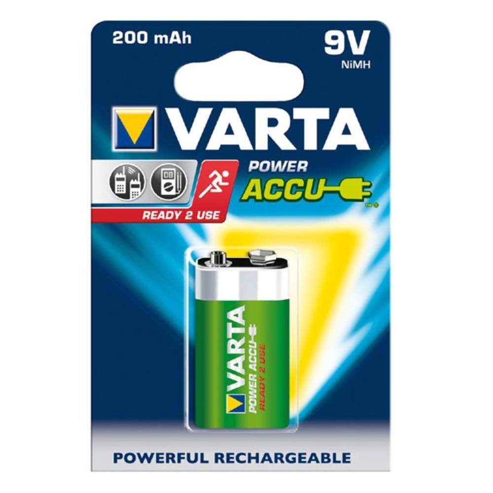 Accu Batterij 9V / E Block Varta Power Accu Varta 56722 1x