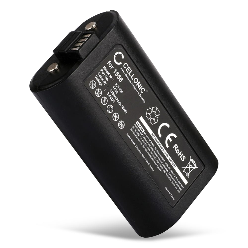 Batterie pour Microsoft Xbox Series X, Series S / One Controller - 1556 1100mAh