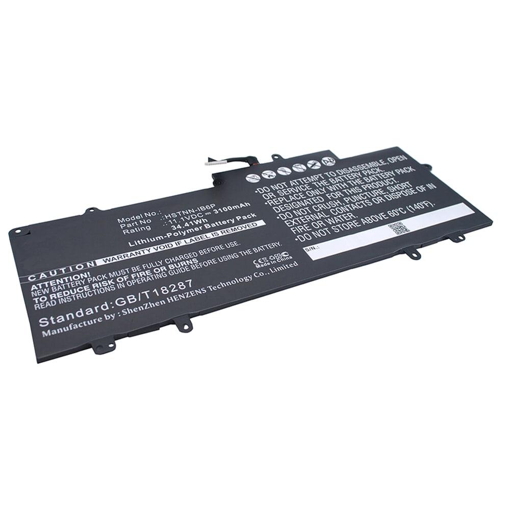 Batterie de remplacement pour ordinateur portable HP Chromebook 14-Q / Chromebook 14 G3 - BO03XL 3100mAh