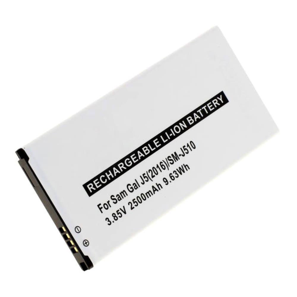 Batterie pour téléphone portableSamsung Galaxy J5 (2016 / SM-J510) - , 2500mAh interne neuve , kit de remplacement / rechange