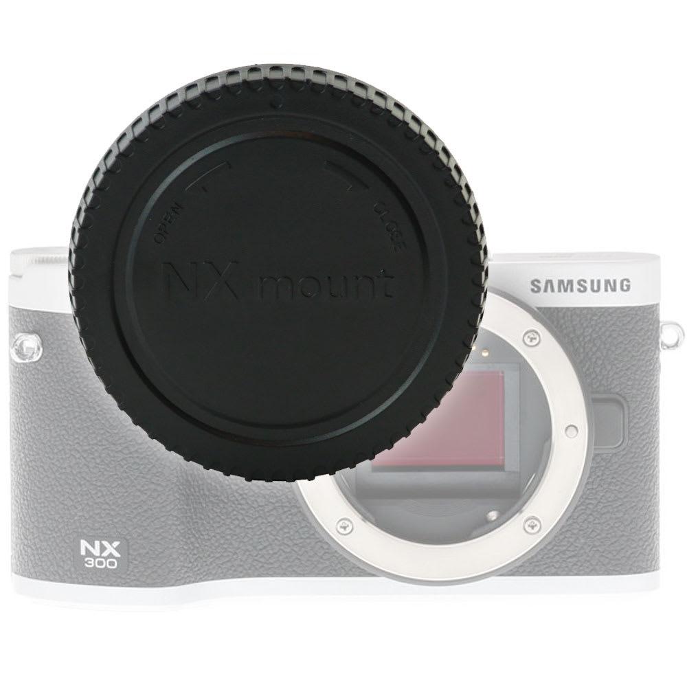 Capuchon du boîtier Body Cap pour Samsung NX10 NX11 NX100, NX20 NX200, NX300 NX3000, NX500, NX Mini, Baïonnette Couvercle, Capot de protection Samsung NX Mount