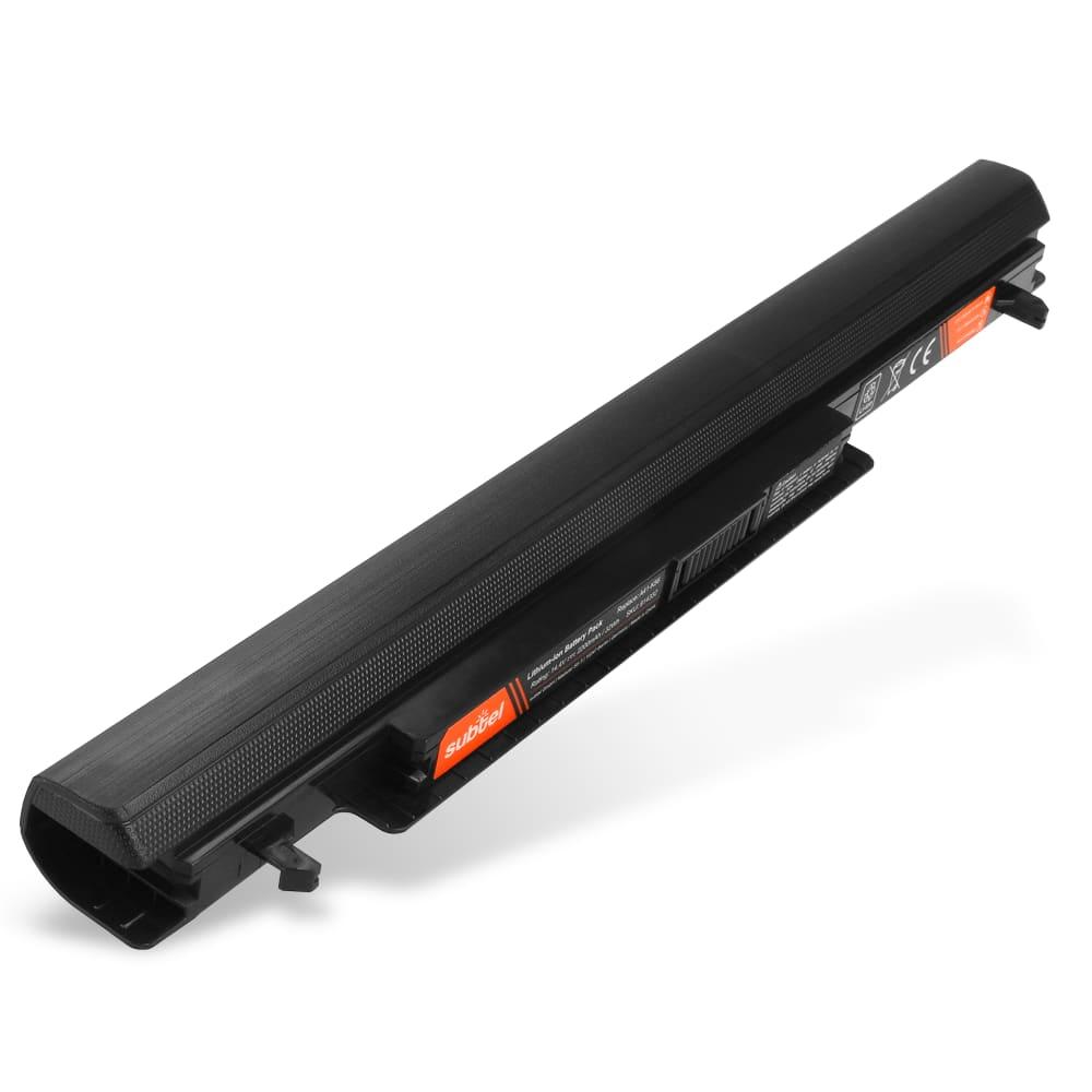 Batterie de remplacement pour ordinateur portable Asus A46 / A56 / E46 / E56 / K46 / K56 / Pro4Q / R405 / R505 / S40 / S46 / S50 - A41-K56 2200mAh