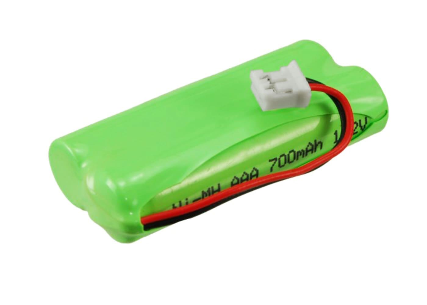 Batterie pour téléphone fixe Sagem D16T Duo 2, D16T Duo, D16T, Sagem D18T, Sagem D21T - 2SN-AAA55H-S-JP1 700mAh