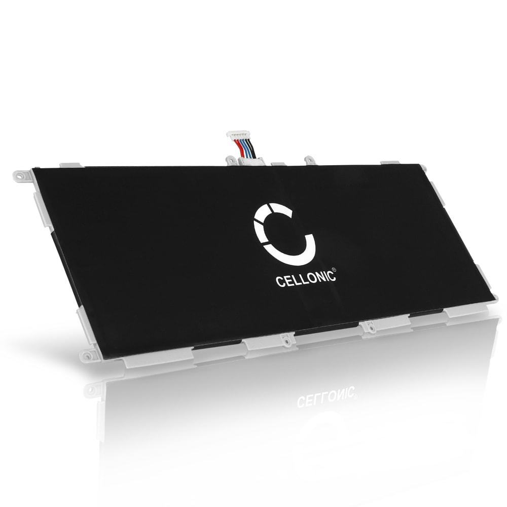CELLONIC® EB-BT530FBU Samsung Galaxy Tab 4 10.1 Battery Replacement 3.8V 6000mAh EB-BT530FBC GH43-04158A SM-T530 Battery Power Pack