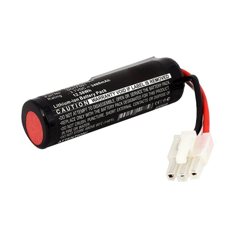 Batterie pour enceinte Logitech UE BoomBox 984-000304 - accu 533-000096,DGYF001,GPRLO18SY002 3400mAh