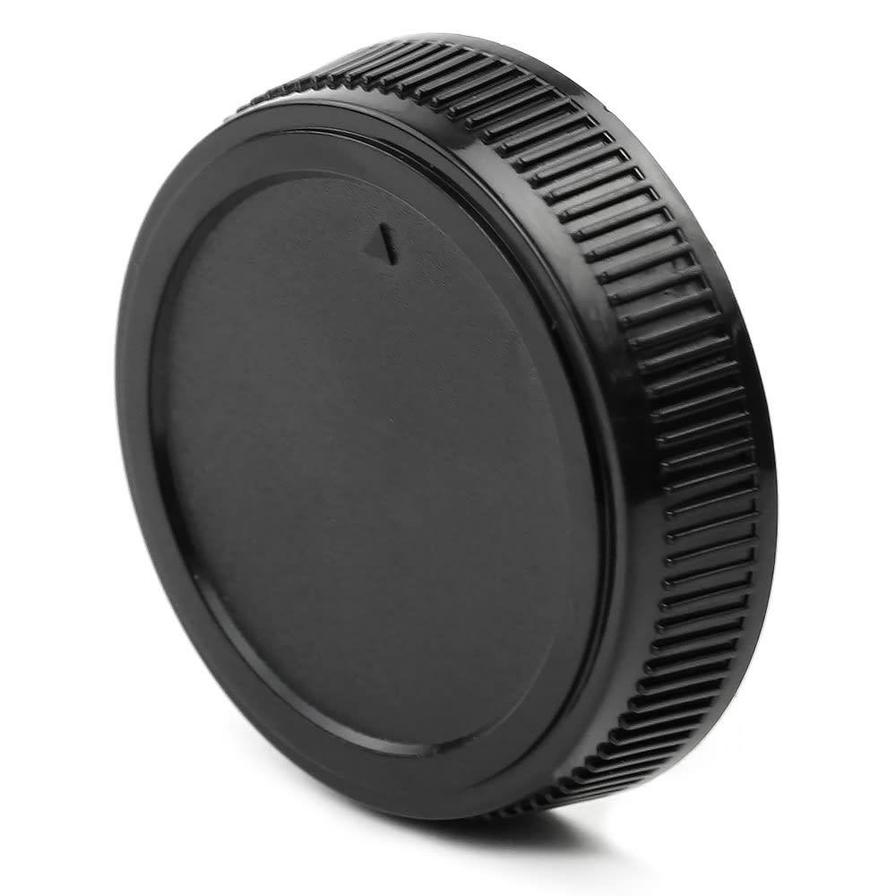 Objektivdeckel Rückseite für Sigma 16mm F1,4, 19mm F2,8, 30mm F1,4, 19mm F2,8, 30mm F2,8, 60mm F2,8 (MFT), Bajonettverschluss Kappe, Schutzdeckel Micro 4/3 (MFT - Micro Four/Thirds)