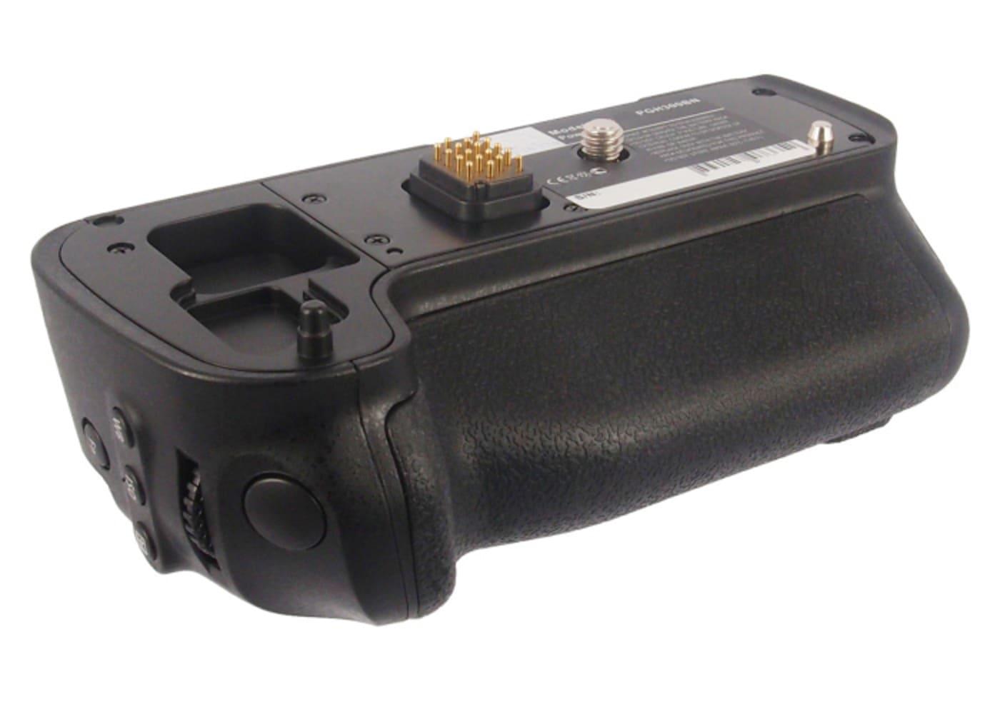 subtel® DMW-BGGH3 Battery Grip voor Panasonic Lumix DMC-GH3, DMC-GH3A, DMC-GH3H, DMC-GH4, DMC-GH4A Multifunctionele hendel, batterij greep