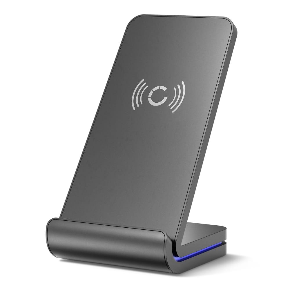 Chargeur sans fil rapide pour les appareils compatibles Qi Huawei P30 Pro, Mate 20 Pro / Apple iPhone 11 / Samsung Galaxy S10, Note 10 / Google Pixel 3 / LG G6 Wireless Charger