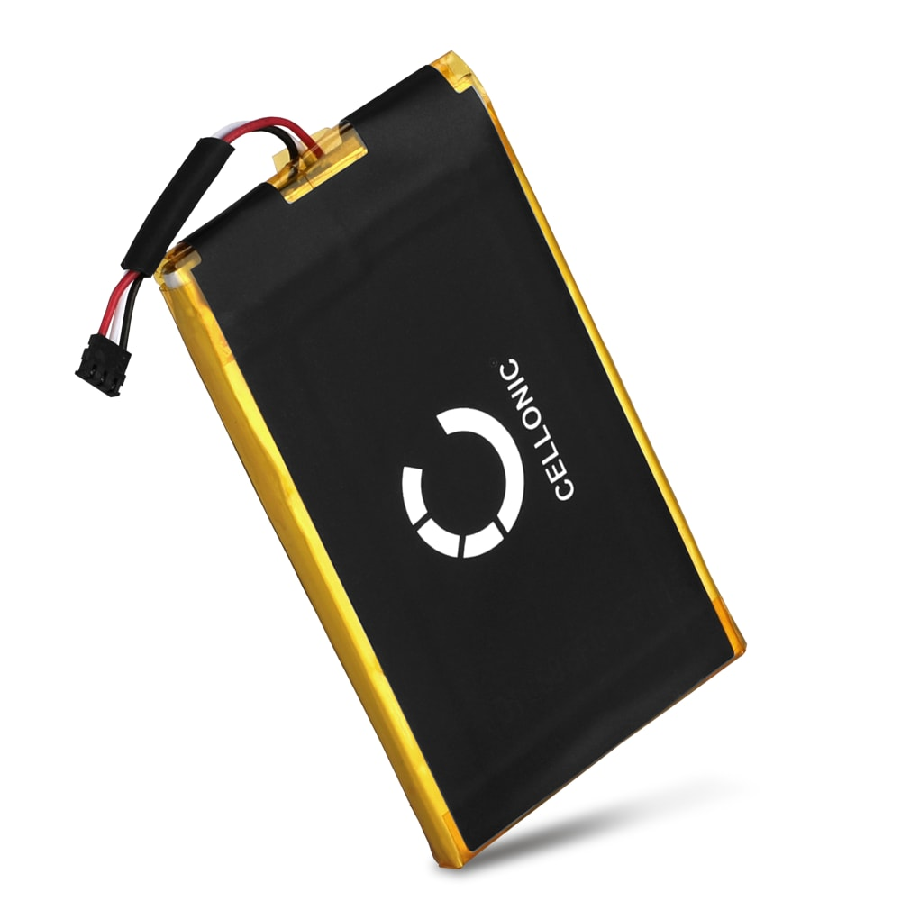 GPS Ersatz Akku für Garmin Dezl 560LMT Dezl 560LT Dezl 650LM Nüvi 150LMT Nüvi 150T Nüvi 2505 Nüvi 2595LMT Navigationsgerät - 361-00051-02, 361-00051-12 1250mAh Navi Ersatzakku , Batterie