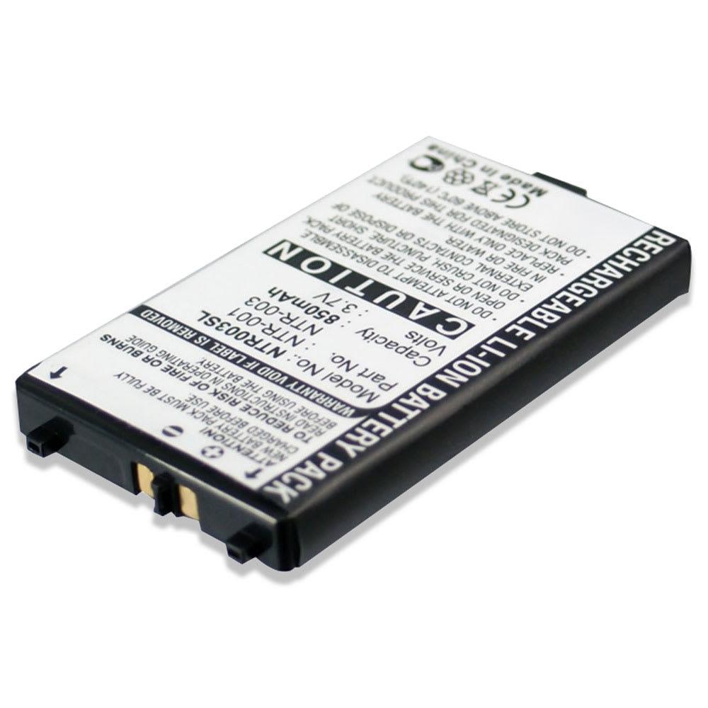 Spillekonsol Batteri Nintendo DS - NTR-003 850mAh giv dit joy stick nyt liv med denne enkle løsning, nyt batteri