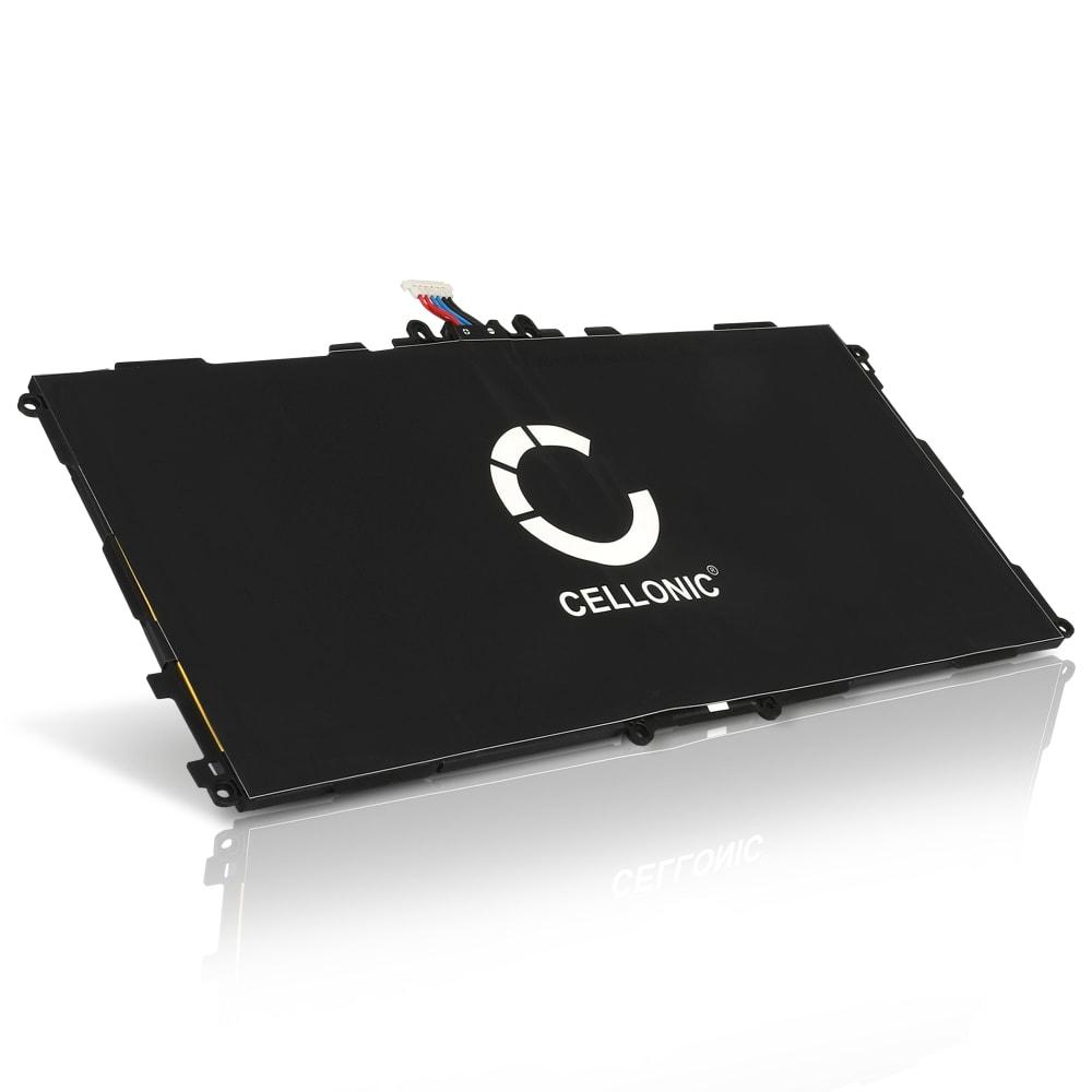 Akku für Samsung Galaxy Note 10.1 2014 / Tab Pro 10.1 (SM-P600 / SM-P601 / SM-P605 / SM-P607 / SM-T520 / SM-T525) - T8220E 6600mAh Tabletakku Ersatzakku, Batterie