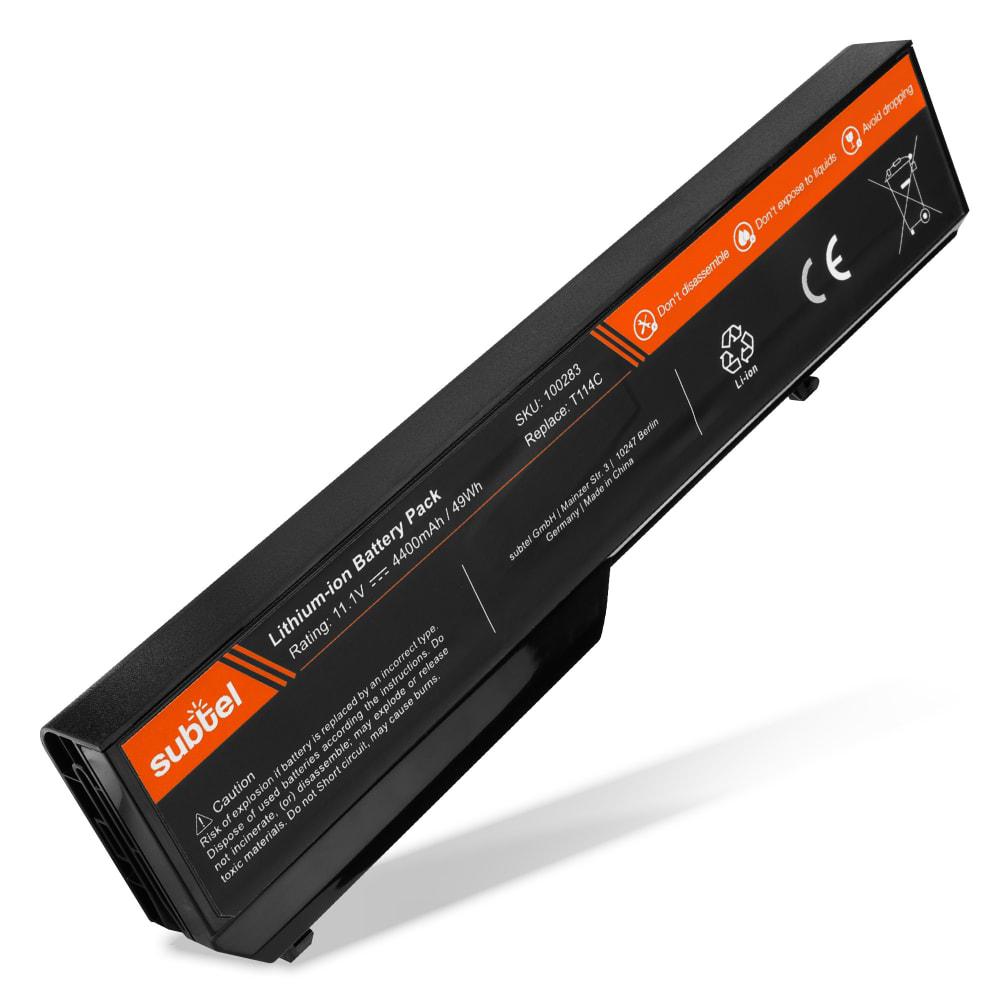 Laptop batterij voor Dell Vostro 1310 / Vostro 1320 / Vostro 1510 / Vostro 1511 / Vostro 1520 - G276C 4400mAh vervangende accu notebook