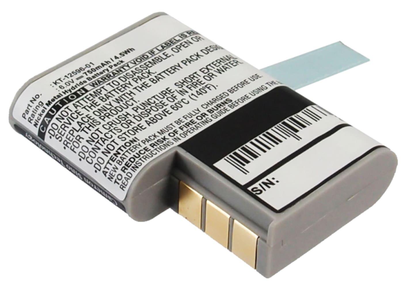 Batterij voor Motorola Symbol PDT-3100 PDT-3110 PDT-3112 PDT 3120 PDT-3140 PDT-3146 - 21-36897-02,50-14000-020,50-14000-051,GTS3100-M,KT-12596-01,KT-12596-03,KT-12596-04 750mAh vervangende accu