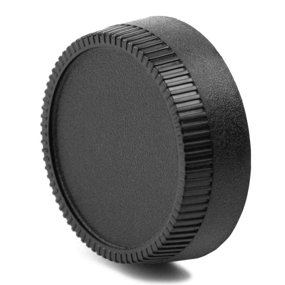 Objektivdeckel Rückseite für Nikon F / Nikkor / Zeiss / wallimex pro, Bajonettverschluss Kappe, Schutzdeckel Nikon F Mount (AF-S, AF-P, AI)