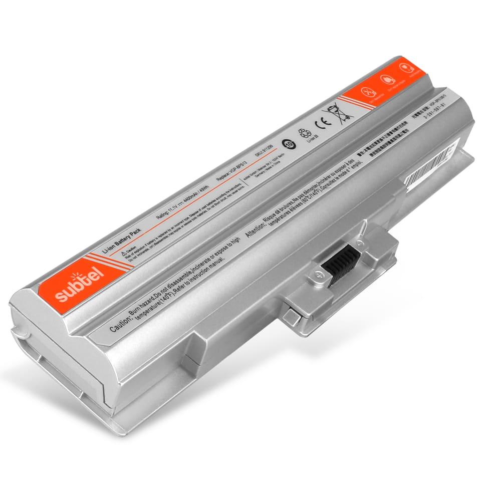 Laptop batterij voor Sony VAIO VGN / VPC - VGP-BPS21 / BPS13 4400mAh vervangende accu notebook
