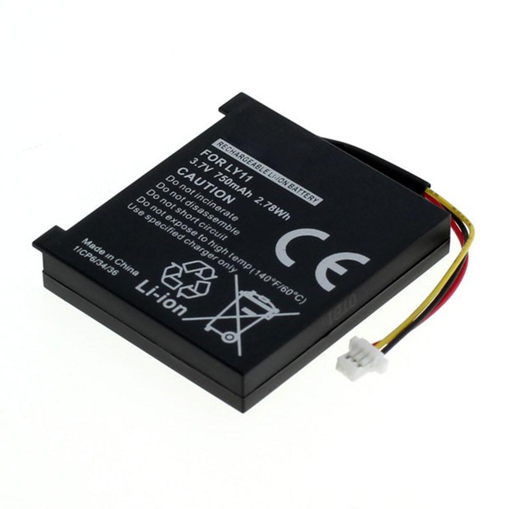 Batterie pour Logitech MX Revolution / G930 Headset - 533-000018,F12440097,L-LY11 750mAh