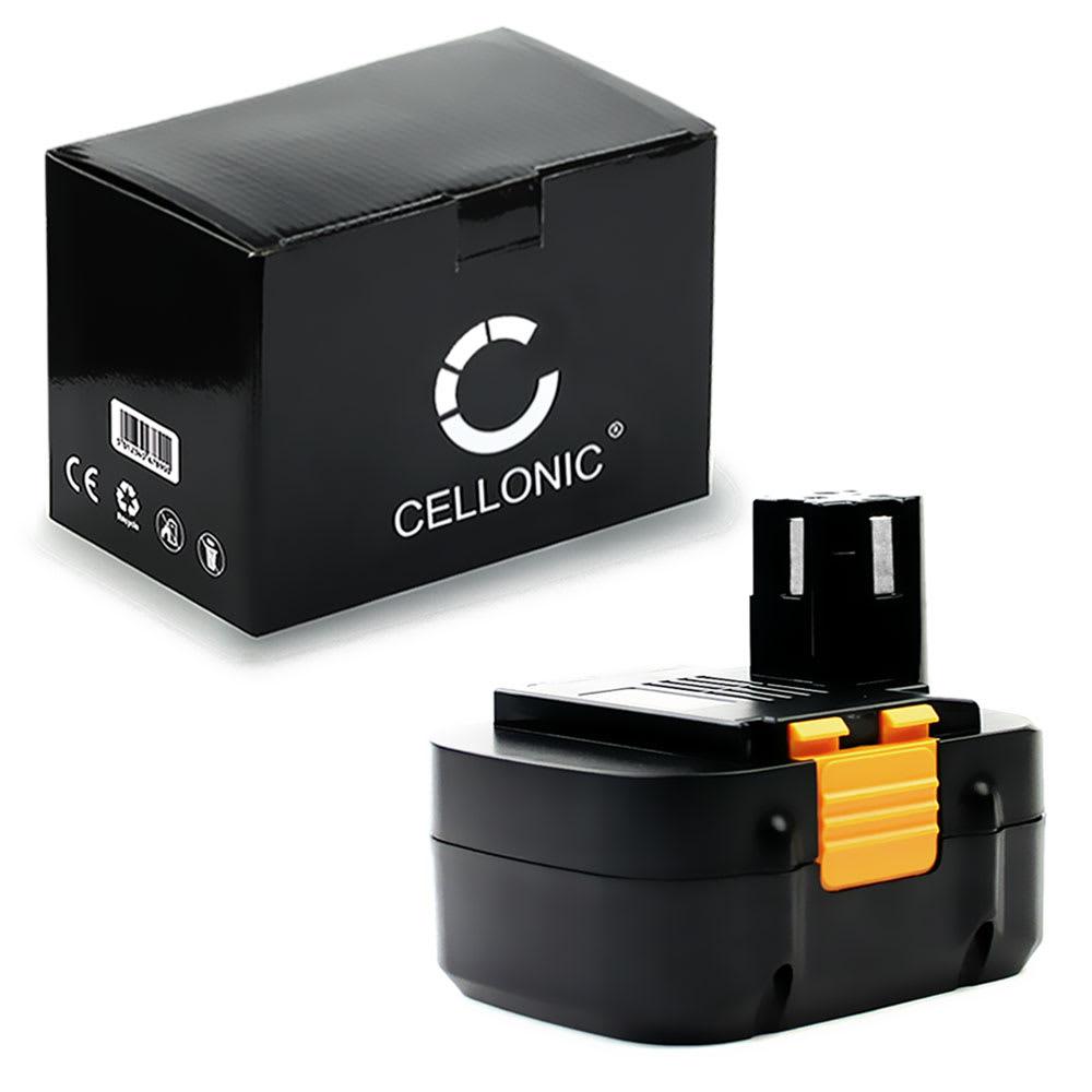 CELLONIC® EY9221, EY9136, EY9230,EY9230B, EY9231, EY9136B batteri för Panasonic EY6432, EY3530, EY3795B, EY6431,EY6432 GQKW ,EY6535 trådlösa verktyg med 15.6V, 3Ah och NiMH