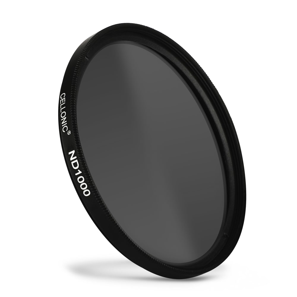 Densidad neutra filtro nd1000 77mm para Sigma 50mm f1.4 ex DG HSM