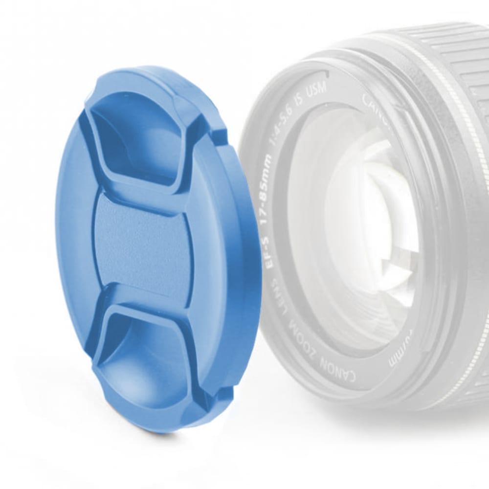 Objektivdeckel Vorderseite für Ø 86mm (O-LC86, LCF-86, CP-86), Snap On: Innengriff / Center Pinch Kappe, Schutzdeckel