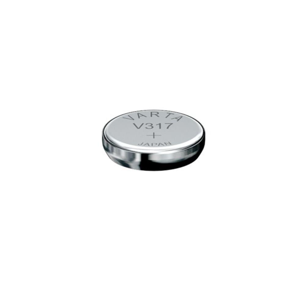 Batteria / pila per orologi Varta V317 SR62 / SR516SW 317 (x1) Batteria pila a bottone