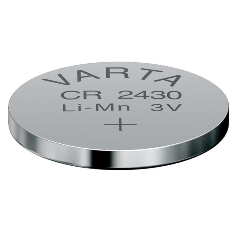 Batteria / pila a bottone Varta 6430 CR2430 CR-2430 (x1) Batteria pila a bottone